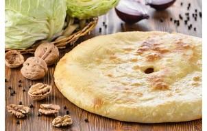 Пироги с орехами