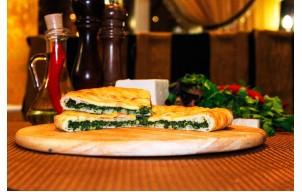 Пироги с зеленью