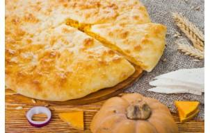 Пироги с тыквой